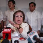De Lima urged: Resolve Ortega petition before leaving DOJ