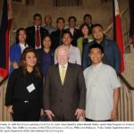 9 Filipinos take part in inaugural international visitor leadership program in disaster risk management