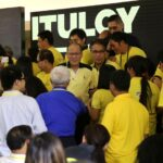 Roxas-Cayetano tandem 'out of the picture': Drilon