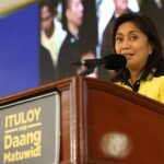 Mar: Leni won't be a spare tire in my administration