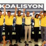 Kiko Pangilinan, Drilon file COCs for senator