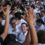Grace Poe praying Duterte won't be disqualified