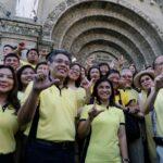 Mar taunts Rody: Ang lider ng ating bansa, hindi umuurong