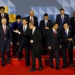 APEC leaders condemn terrorism