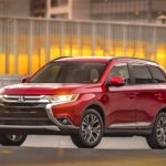 2016 Mitsubishi Outlander named best value on road at active lifestyle vehicle of the year awards program