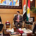 PHL assured of support of Kurdistan in fight vs human trafficking