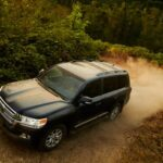 2016 Toyota Land Cruiser: A luxurious bridge between civilization and adventure