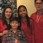 Claudine, Raymart spend Christmas together