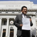 Poe seems 'very calm' despite looming SC decision: Osmeña