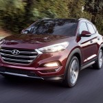 2016 Hyundai Tucson named to AAA'S 2016 Top Picks List