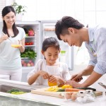 Father's diet can influence health and weight of offspring according to two new studies