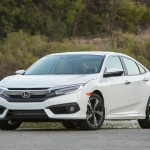 All-new 2016 Honda Civic wins 'North American Car of the Year' Award