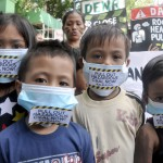 Plastic campaign tarpaulins are a health risk: EcoWaste Coalition