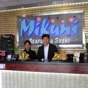 Mikuni Seafood Buffet