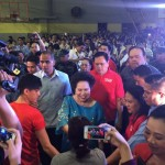 Miriam feeling better, set to move out of ICU
