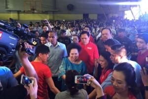 Miriam: One the 'greatest'