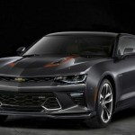 Chevrolet to mark the Camaro's half century