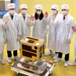 NASA launches first Pinoy satellite 'Diwata'