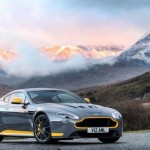 The Aston Martin Vantage V12 S gets a new box of tricks
