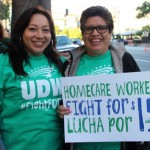 Finally,  a $15 an hour wage and paid sick leave for IHSS providers