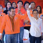 Poe shoots back at Binay over OJT remark
