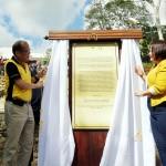 Aquino opens Mt. Hamiguitan Eco Park in Davao Oriental