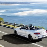 AMG C63 Cabriolet: Open-air AMG performance for the C-Class