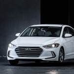 2017 Hyundai Elantra delivers 35 mpg; priced at $20,650 only