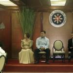 De Lima: Aquino asked me to represent Leni