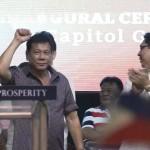 Duterte to 'corrupt' gov't officials, personnel: 'Shape up now'