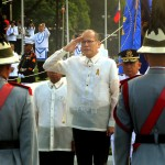 Aquino urges Filipinos to sustain gains of his administration