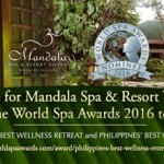 Boracay resort finalist at World Spa Awards