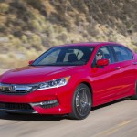2017 Honda Accord arrives in showrooms with new Sport Special Edition