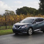 Nissan Murano named U.S. News & World Report's '2016 Best 2-Row SUV for Families'