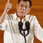 Duterte: There should be no separation of God and State