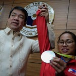 Pacquiao to PSC: Nurture our athletes' talents; end corruption