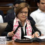 De Lima 'strong' amid Duterte 'squid, diversionary tactics'