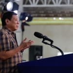 De Lima on Duterte's 'foul' remarks: It's character assassination