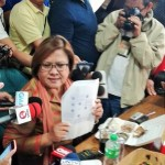 Morales on Ombudsman probe vs. De Lima: Not going to happen