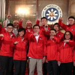 Palace congratulates Filipina lifter for silver medal finish in Rio Olympics