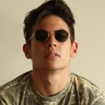 Jake Ejercito is father of Andi Eigenmann's baby