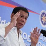 Duterte: 'Dead or alive' reward system taken from Americans