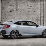 All-new 2017 Honda Civic Hatchback arrives this fall in US