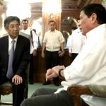 Be 'patient' with Duterte, businessmen urged