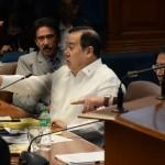 Angara urges 'mutual respect' in Senate inquiry into extrajudicial killings