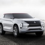 Mitsubishi Motors announces lineup for 2016 Paris Motor Show