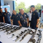 Manila Police gets PHP20-M worth of new service firearms