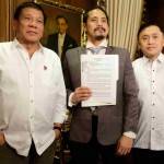 Duterte grants executive clemency to Robin Padilla