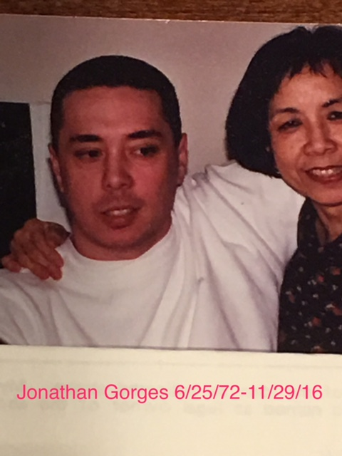 Jonathan Gorges