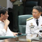 Duterte offers 'any position' to outgoing AFP chief